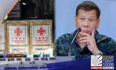Nagpahayag ng pangamba si Pangulong Rodrigo Duterte sa gitna ng paglabag ng ilang alkalde at indibidwal sa priority listing ng pamahalaan pagdating sa pagbabakuna kontra COVID-19.
