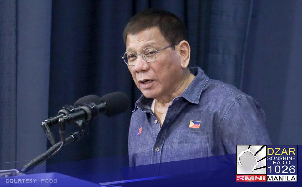 Inihayag ng chief presidential legal counsel na pinaninindigan ni Pangulong Rodrigo Duterte na hindi nito ikokompromiso ang soberenya ng Pilipinas.