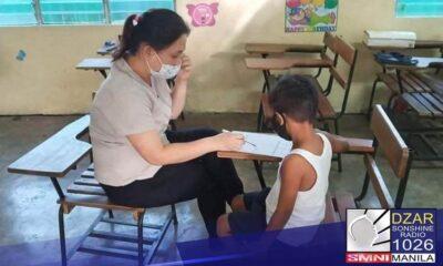 Sisimulan na ngayong araw ang early registration para sa School Year 2021-2022.
