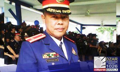 Naglagak ng piyansa si Police Lieutenant Colonel Jovie Espenido at dalawang pulis.