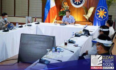 Labag sa 'principles of disaster and emergency medicine' ang pagbuwag sa Inter Agency Task Force (IATF).