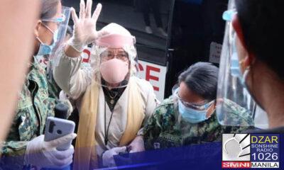 Nangangamba si Sen. Leila De Lima na maaring makaepekto ang mga sexist remark sa kaniya ni Pangulong Rodrigo Duterte sa kaniyang mga drug related cases sa korte.
