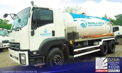 Mismong si Justice Secretary Menardo Guevarra ang nagkumpirma na mayroon ng bagong concession agreement para sa operasyon ng Manila Water.