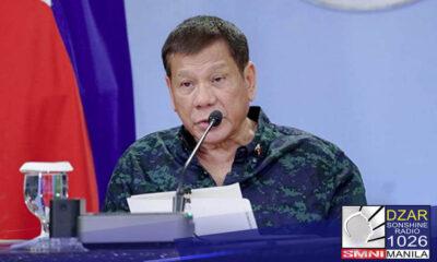 Walang iniisip si Pangulong Rodrigo Duterte kundi ang mga hakbang kung papaano tutugunan ang mga problema ng bansa dala ng COVID-19 pandemic.