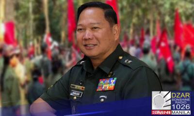 Sinigurado ni NTF-ELCAC spokesperson at Southern Luzon Command Chief Lieutenant General Antonio Parlade Jr. sa panayam ng Sonshine radio na wala siyang pino-post na hindi totoo.
