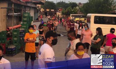 Kumpirmadong residente mula sa Pasay City ang isa pa mula sa naitalang 6 na kaso ng South African variant ng COVID-19 sa bansa.
