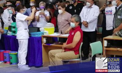 Nagsisimula na ngayong araw ang vaccination program ng pamahalaan kontra COVID-19 sa Philippine General Hospital.