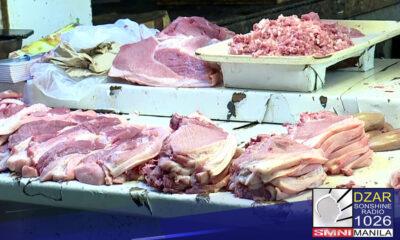 Tutol si House Committee on Ways and Means Chairman Joey Salceda sa panukala ng Department of Agriculture (DA) na bawasan ang taripa sa imported pork products sa bansa.
