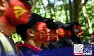 Napapanahon at matagal na dapat isinagawa ang all-out war laban sa mga rebelde.