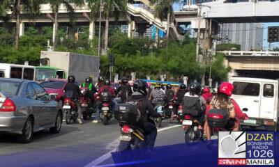 Patuloy na isinisisi ni Sen. Richard Gordon ang paglaganap ng krimen dulot ng riding-in-tandem sa makupad na pagpatutupad ng Motorcycle Crime Prevention Act o Doble Plaka Law.