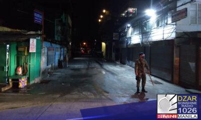Perwisyo lamang ang pagpapatupad ng curfew sa Metro Manila na nagsisimula 10 PM hanggang 5 AM para sa mga empleyado na kailangang bumiyahe sa kanilang trabaho sa pagitan ng ganoong oras ayon sa Bukluran ng Manggagawang Pilipino (BMP).