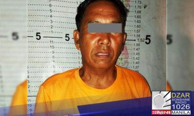 Arestado ng pulisya ang isang miyembro ng Abu Sayyaf Group sa Omar, Sulu.
