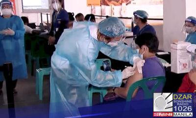 Pansamantalang pinatitigil ng Food and Drug Administration(FDA) sa Department of Health(DOH) ang pagbibigay ng Astrazeneca COVID-19 vaccine para sa mga edad 60 taong gulang pababa.