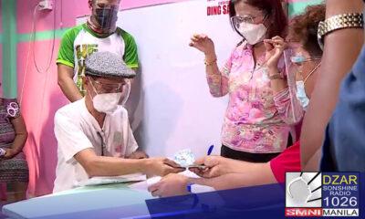 Walang age basis ang bibigyan ng ayuda.