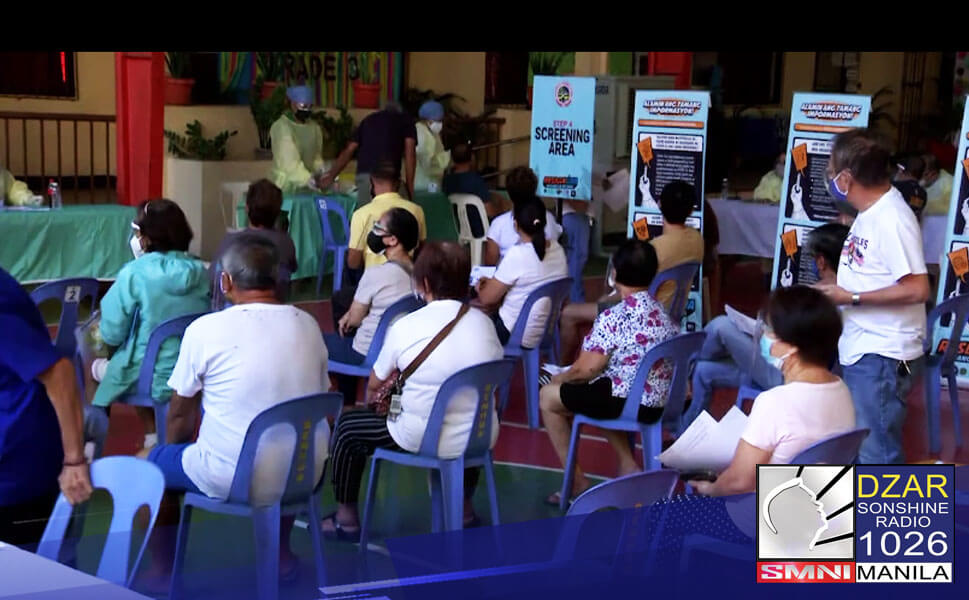 Pumangatlo sa posisyon ang Pilipinas sa South East Asian nations na may pinakamaraming doses ng COVID-19 vaccines na naibakuna na.