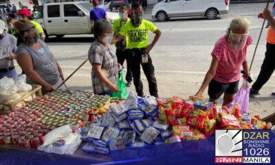 Iniimbestigahan na ng (DILG) ang umano'y profiling sa organizer ng maginahawa community pantry na si Ana Patricia Non ng mga pulis.