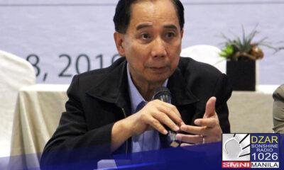 Pinabulaanan ni Agriculture Secretary William Dar ang pagkakasangkot nito sa umano'y 'Tongpats' o kickbacks scheme sa importasyon ng baboy sa bansa.