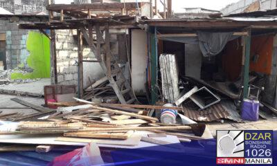 Iginiit ng Barangay Central sa Quezon City na walang ginawang koordinasyon sa kanila at iligal ang ginawang demolisyon sa kabayahan ng kanilang residente.