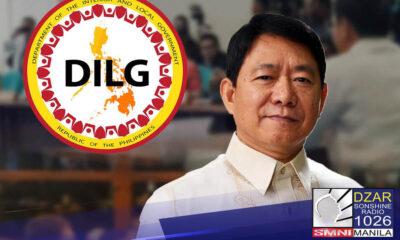 Balik-trabaho na si Department of the Interior and Local Government (DILG) Secretary Eduardo Año ngayong Biyernes matapos ang 3 buwang medical leave dahil sa COVID-19.