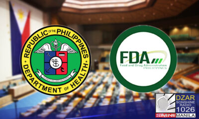 Ipatatawag sa Kamara ang Food and Drug Administration (FDA) at Department of Health (DOH) kaugnay sa mga polisiya nila ngayong pandemya.