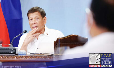 Pinaninindigan ni Pangulong Rodrigo Duterte ang karapatan ng Pilipinas sa West Philippine Sea (WPS) pero hindi sa paggamit ng dahas.