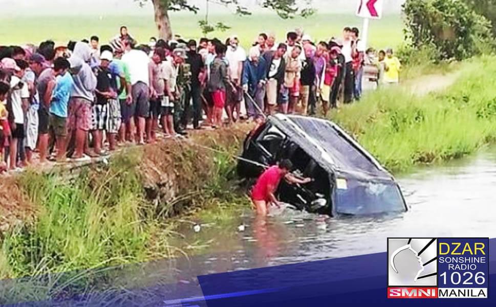 Nagpaabot ng pakikiramay ang awtoridad sa mga nasawi sa aksidente sa Tabuk, Kalinga.