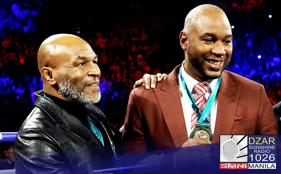 Muling paghaharap nina Mike Tyson at Lennon Lewis, kumpirmado ngayong setyembre