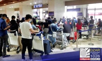 Naglatag ng ilang opsyon ang ilang eksperto patungkol sa restriksyon na ipinapatupad sa mga umuuwing Overseas Filipino Workers (OFWs) tulad ng pagtapyas ng quarantine period.