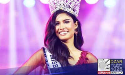 Inilabas na ng online voting app para sa Miss Universe 2020 ang initial results nito kung sino ang mga nangungunang kandidata para sa 2020 Miss Universe