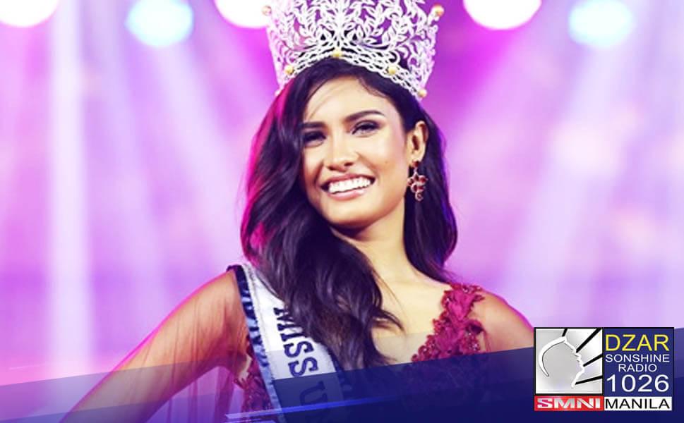 Nakauwi na si Miss Universe Philippines Rabiya Mateo sa Pilipinas nitong huwebes lamang.