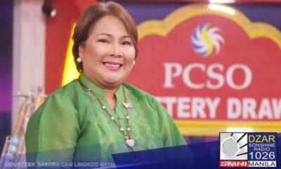 Iginiit ni PCSO board member Sandra Cam na siya'y inosente sa kasong pagpatay kay Batuan, Masbate Vice Mayor Charlie Yuson III noong 2019.