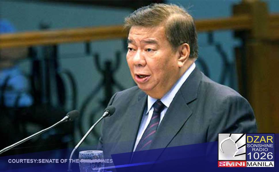 Hinimok ni Senate Minority Floor Leader Franklin Drilon ang mga lider ng Senado na agad na talakayin ang kaniyang panukala na gawing krimen ang red-tagging.