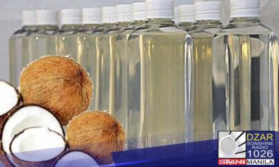 Nasa phase 3 na ang clinical trial na isinasagawa ng l (UP-PGH) para virgin coconut oil (VCO) para sa moderate at severe COVID-19 cases.