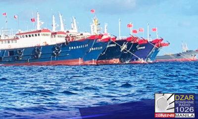 Hindi naging kampante ang ilang mga senador sa ideya na posibleng maisakrapisyo ng bansa ang West Philippine Sea (WPS) dahil sa bakuna.