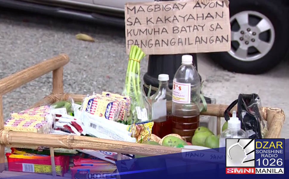 "Kinumpirma ni dating kadre ng New People's Army (NPA) Jeffrey ""Ka Eric"" Celiz na myembro ng communist party si Quezon City community pantry organizer Ana Patricia Non."
