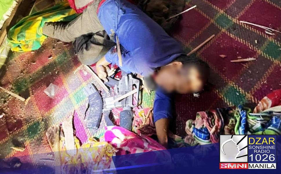 Patay ang isang drug suspect matapos makaengkwentro ang pulisya sa Alamada, Cotabato.