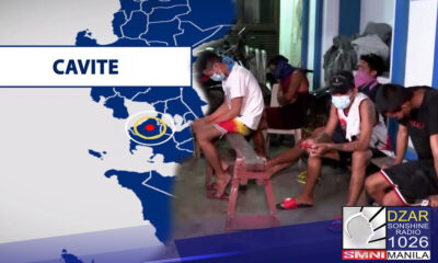 Inalis na  sa puwesto si General Trias City, Cavite chief of police matapos affidavit ng ibang quarantine violators na nagpataw ng physical punishment.