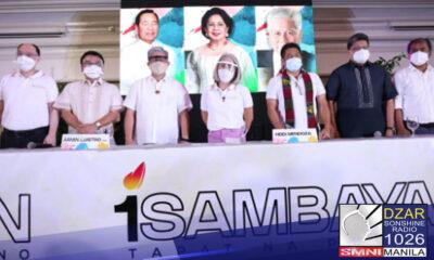 Tinawag na 'ulol' ni dating Senate President Juan Ponce Enrile ang mga kandidato o pulitikong sasanib sa koalisyong 1Sambayan.