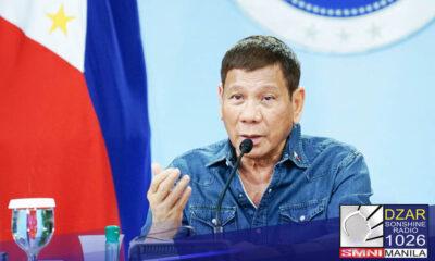 Tiniyak ng Malakanyang na walang side effect na naramdaman si Pangulong Rodrigo Duterte makaraang maturukan ng COVID-19 vaccine gamit ang Sinopharm.