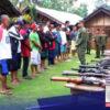 Tuluyan nang in-adopt ng Kamara ang apat na House Concurrent Resolution, bilang suporta sa pagbibigay amnestiya sa ilang rebel groups.