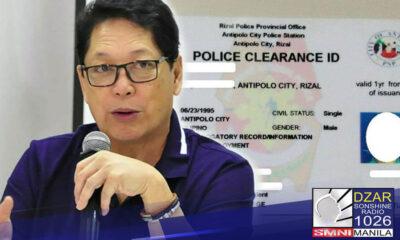Pag-obliga ng police clearance para sa mga transaction sa DOLE, dagdag pasanin – Sec. Bello