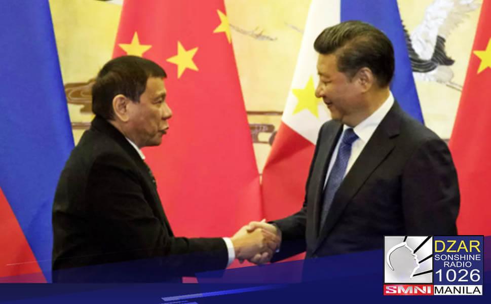 Hindi maikakaila na mas malapit sa China ang Duterte Administration kumpara sa mga nagdaang administrasyon.