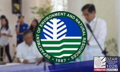 Lumagda ang (DENR) ng isang kasunduan sa Presidential Anti-Corruption Commission (PACC) na may layuning lipulin ang mga kurap sa kanilang ahensiya.