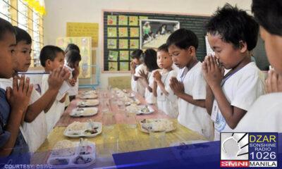 ahil may bilyon-bilyong pondo para sa child feeding, ay mas mainam aniya na kopyahin ng DSWD at DepEd ang konsepto ng mga community pantry