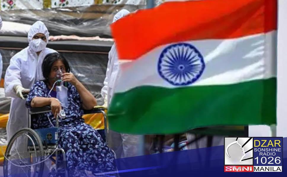 Inanunsyo ng World Health Organization (WHO) na nakalista na bilang variant of global concern ang India variant.