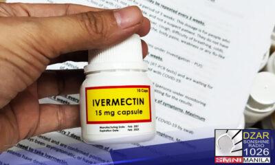 Sagot ng FDA sa usapin ng ivermectin, sinadyang iliko-liko – Rodante Marcoleta