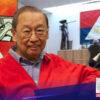 Sinampahan ng kaso ng Criminal Investigation And Detection Group (CIDG) ang Communist Party of the Philippines Founder Joma Sison