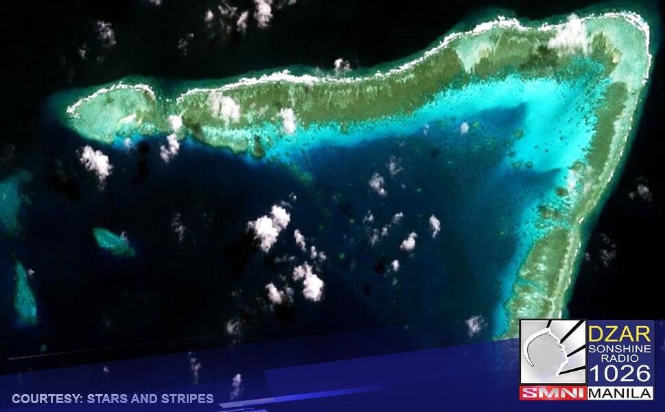 Paiimbestigahan ng Bureau of Fisheries and Aquatic Resources (BFAR) ang umano'y pagtatapon ng China ng dumi ng tao sa West Philippine Sea.
