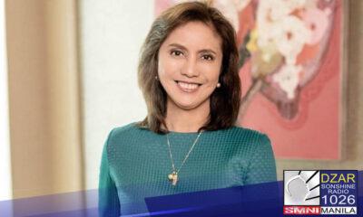 Inihayag ni Vice President Leni Robredo na wala pa itong desisyon sa pulitika para sa halalan sa 2022.