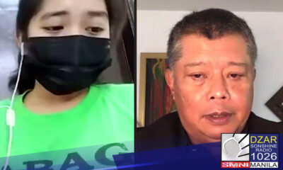 Napuna ng isang kongresista ang paraan ng pagsagot ng isang Lumad na estudyante na humarap sa isang pagdinig sa Kamara.
